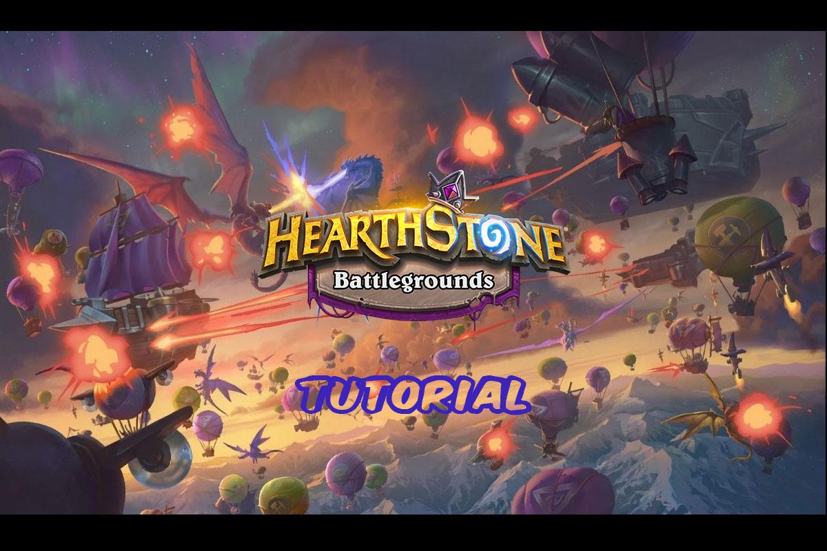 Hearthstone Battlegrounds | Εισαγωγή στους Κανόνες & Βασικές Τακτικές | Athanas