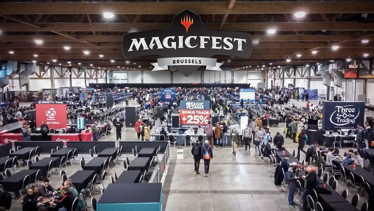 Magic: The Gathering | Η εμπειρία μου από το MagicFest: Brussels! | Titan