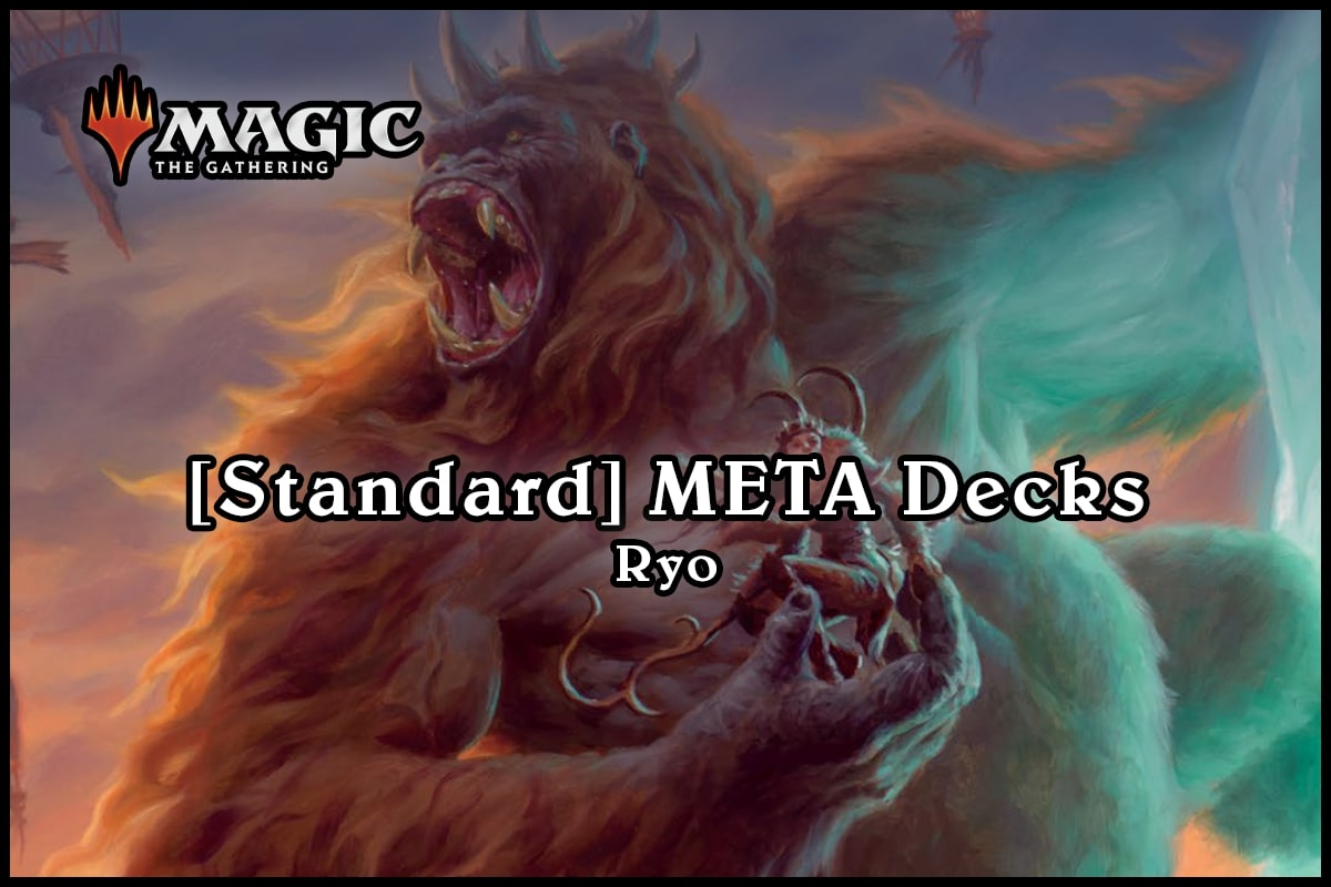 Magic: The Gathering | [Standard] Current META Decks, για να δοκιμάσετε! | Ryo