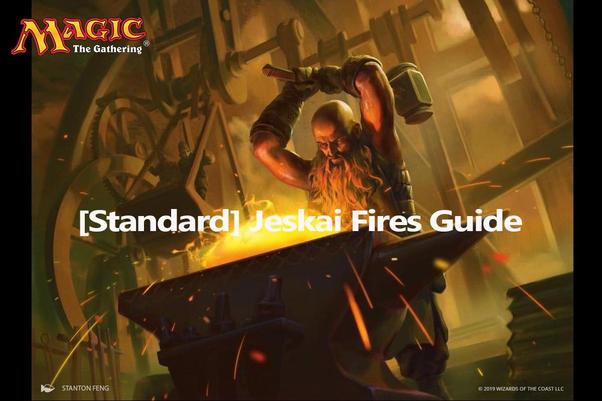 Magic: The Gathering | [Standard] Jeskai Fires: Σαν να (μην) πέρασε μια μέρα | Titan