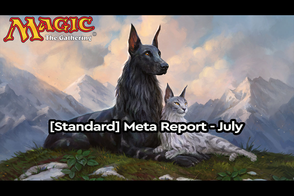 Magic: The Gathering | [Standard] Meta Report – Ιούλιος | Titan