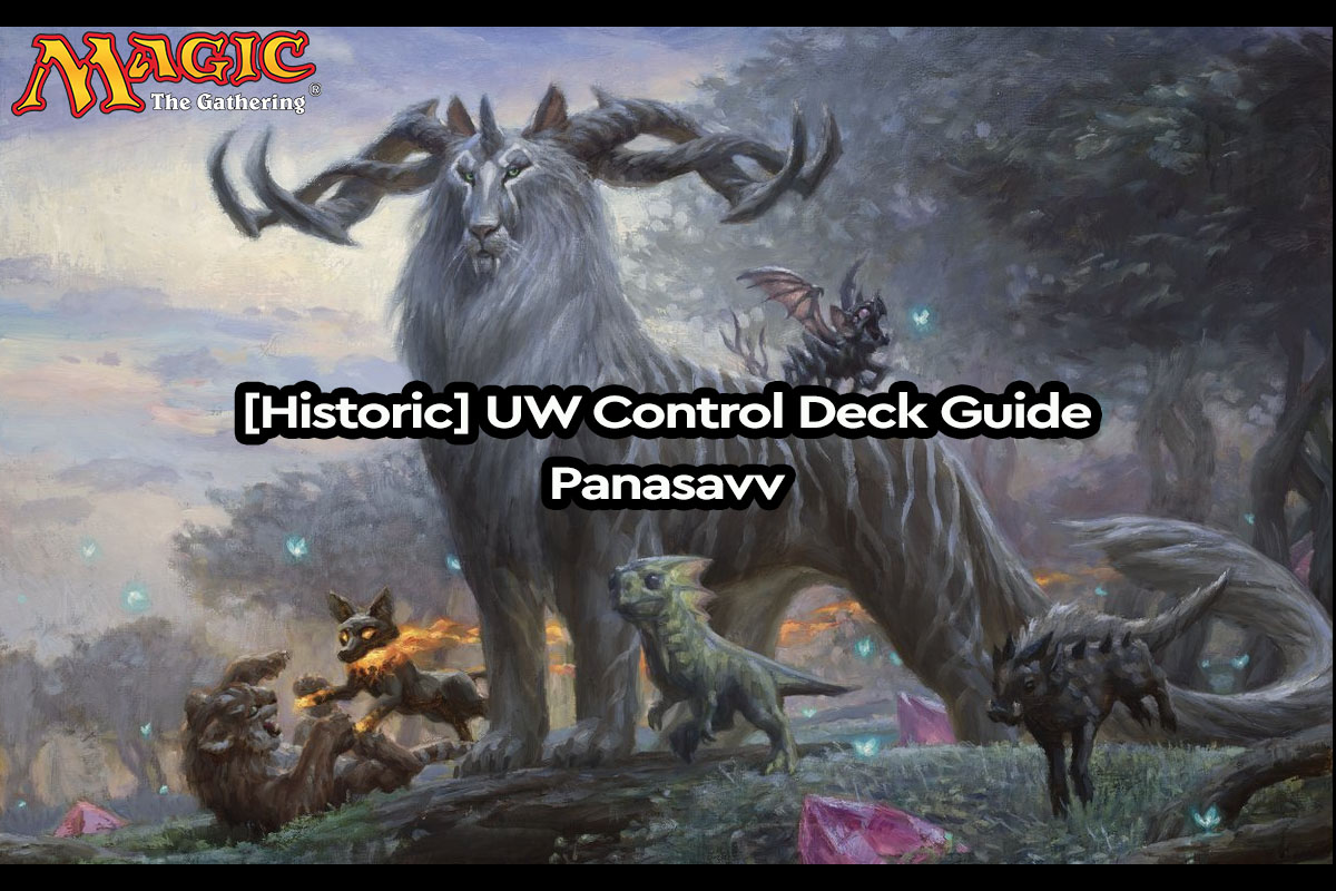 Magic: The Gathering | [Historic] UW Control Deck Guide | Panasavv