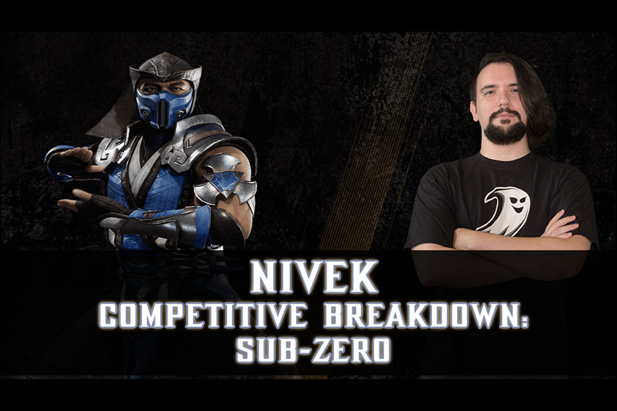 MK11 | Competitive Breakdown: Sub-Zero by Nivek