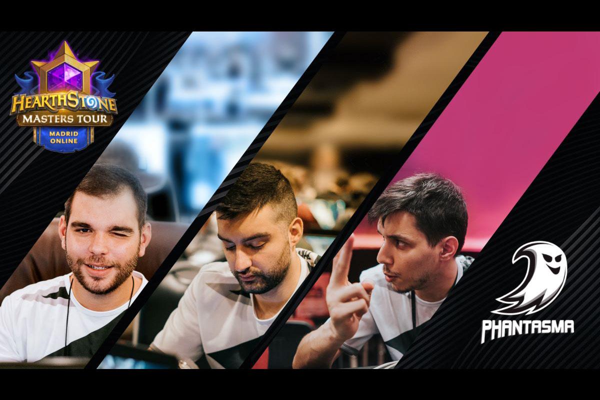 Hearthstone Masters Tour Online: Madrid! | Έναρξη στις 23/10 με 3 συμμετοχές από την Team Phantasma!