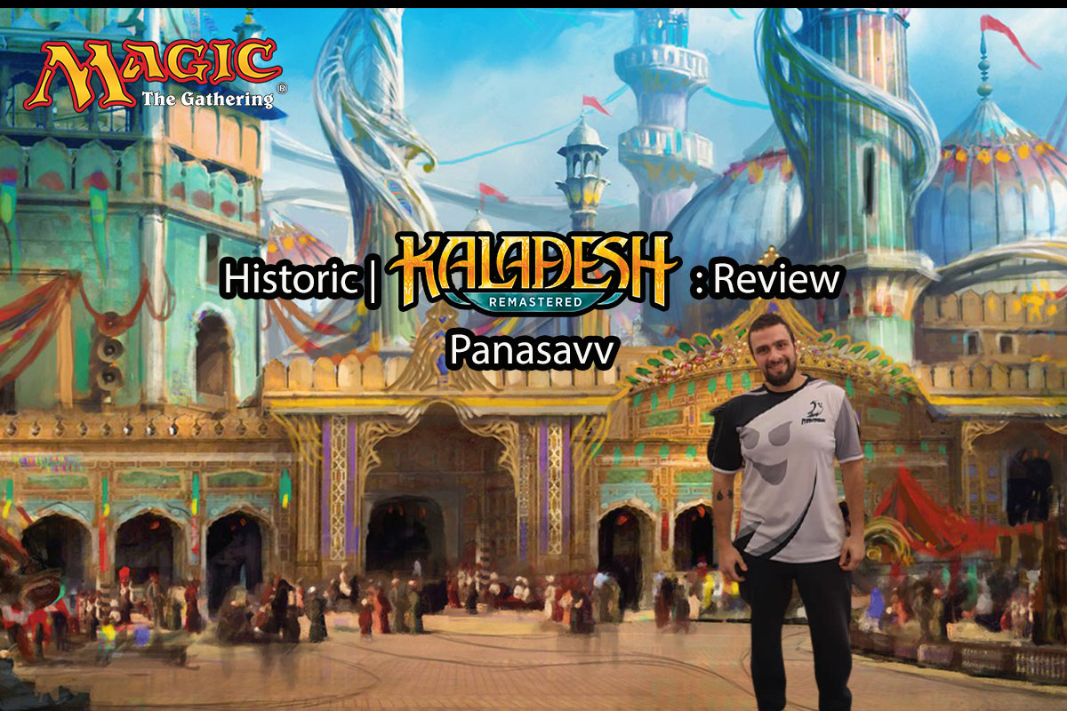 Magic: The Gathering | [Historic] Kaladesh Remastered: Review | Panasavv