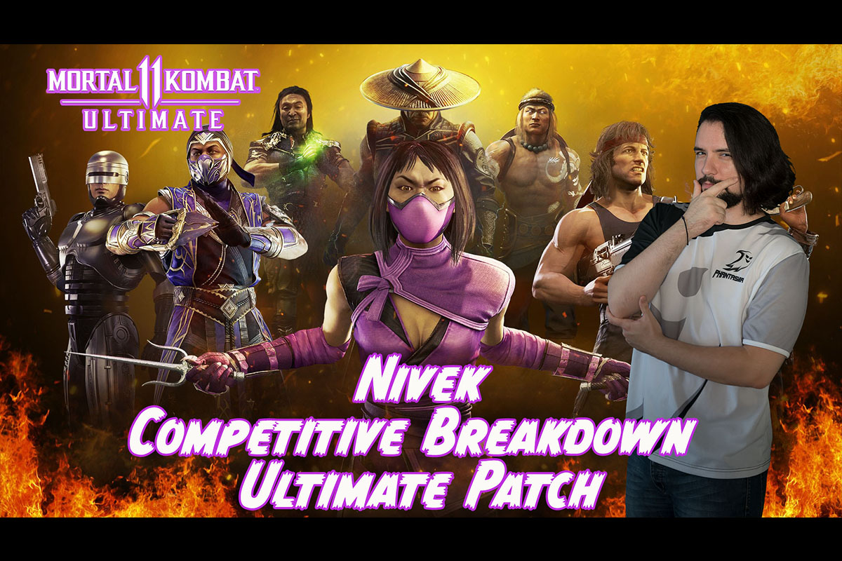 MK11 | Competitive Breakdown: Ultimate Patch Analysis by Nivek
