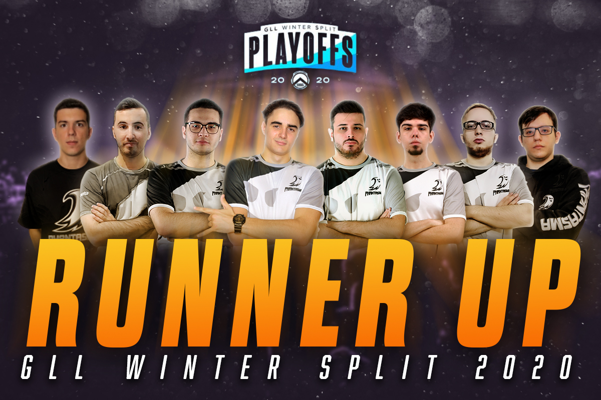 League of Legends | 2η Θέση για την Team Phantasma στο Winter Split 2020 του Greek Legends!