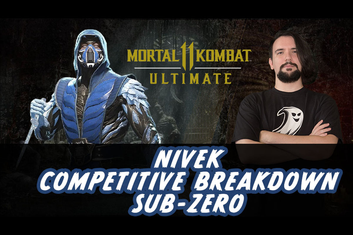 MK11 | Competitive Breakdown: Sub-Zero (Ultimate) by Nivek