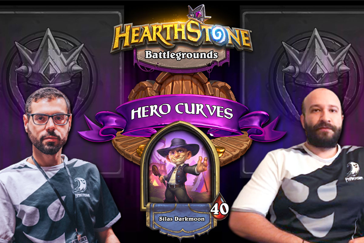 HS Battlegrounds | Hero Curves – Silas ft. Cursed & Titan