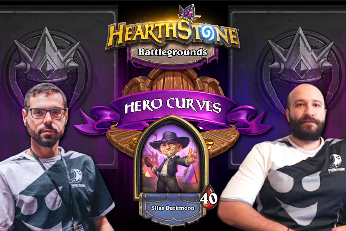 HS Battlegrounds | Hero Curves – Silas ft. Cursed & Titan