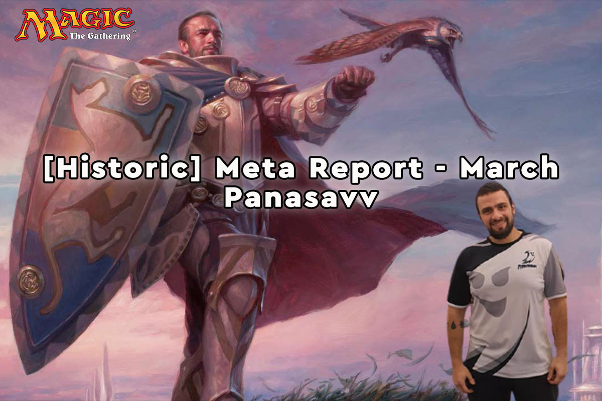 Magic: The Gathering | [Historic] Meta Report – Μάρτιος | Panasavv