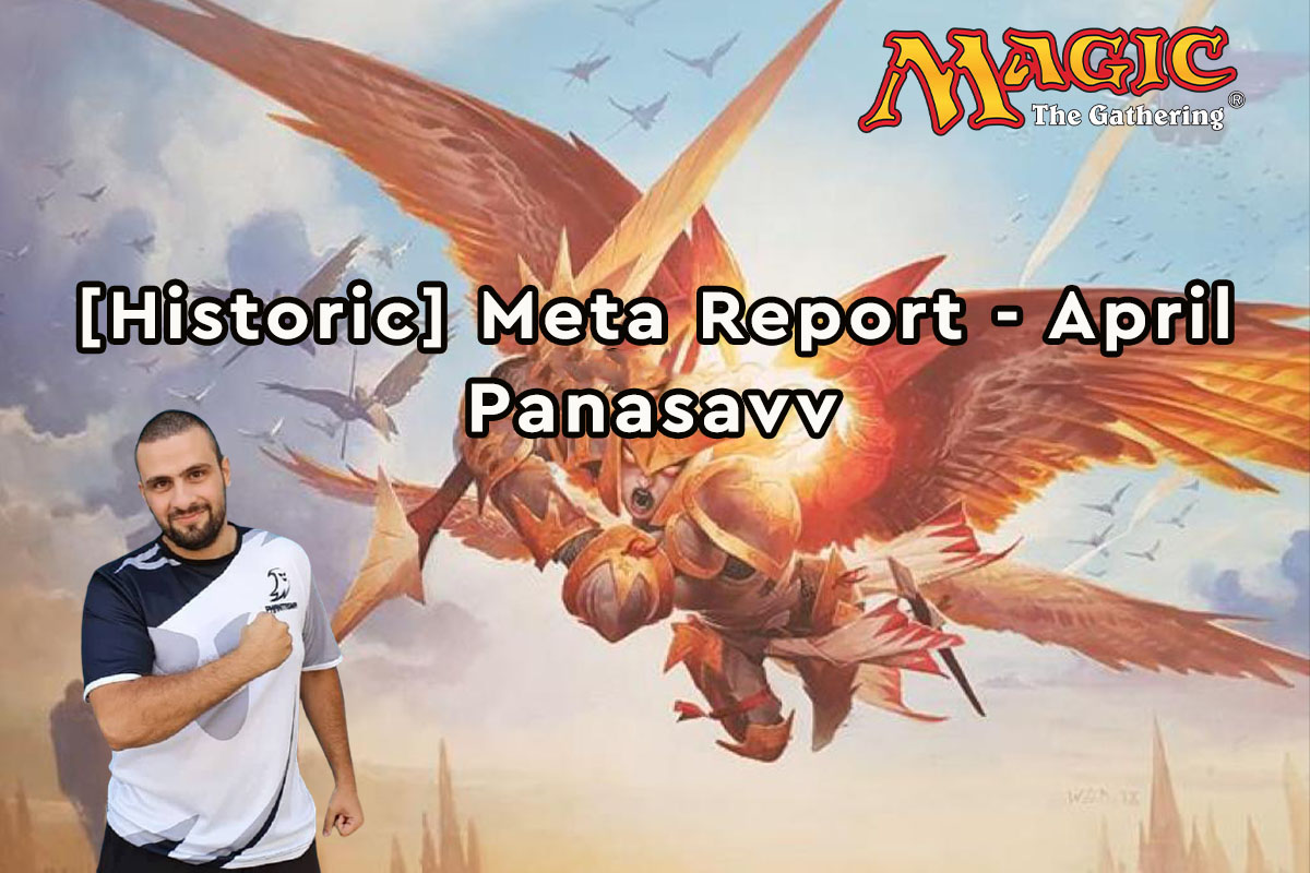Magic: The Gathering | [Historic] Meta Report – Απρίλιος | Panasavv