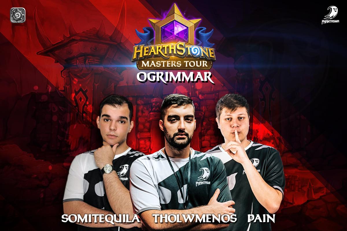 Hearthstone Masters Orgrimmar! | Έναρξη στις 30/04 με 3 συμμετοχές από την Team Phantasma!