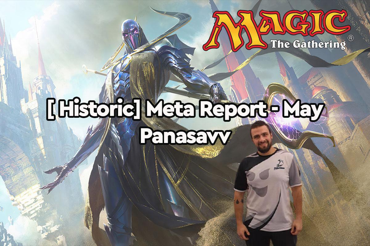 Magic: The Gathering | [Historic] Meta Report – Μάιος | Panasavv