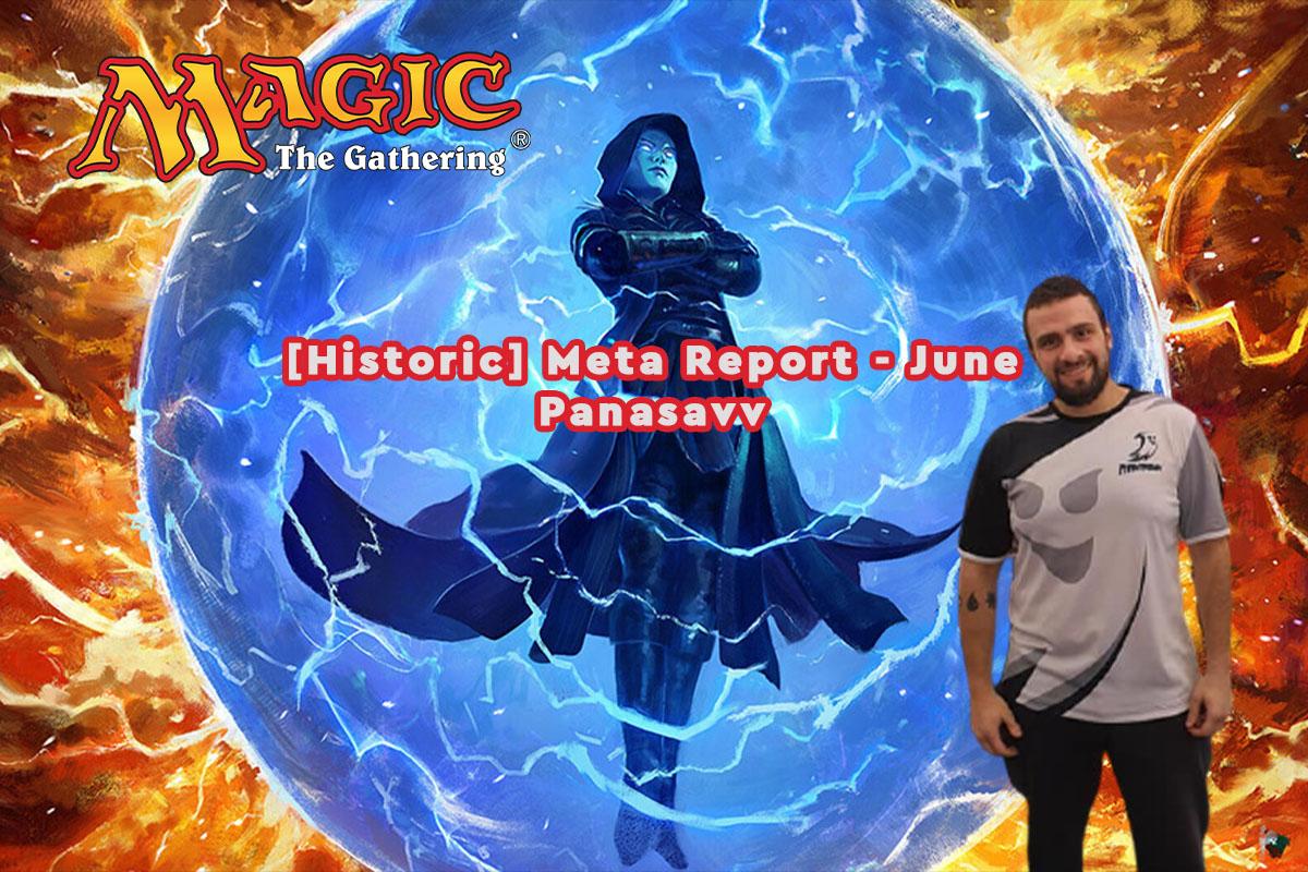 Magic: The Gathering | [Historic] Meta Report – Ιούνιος | Panasavv