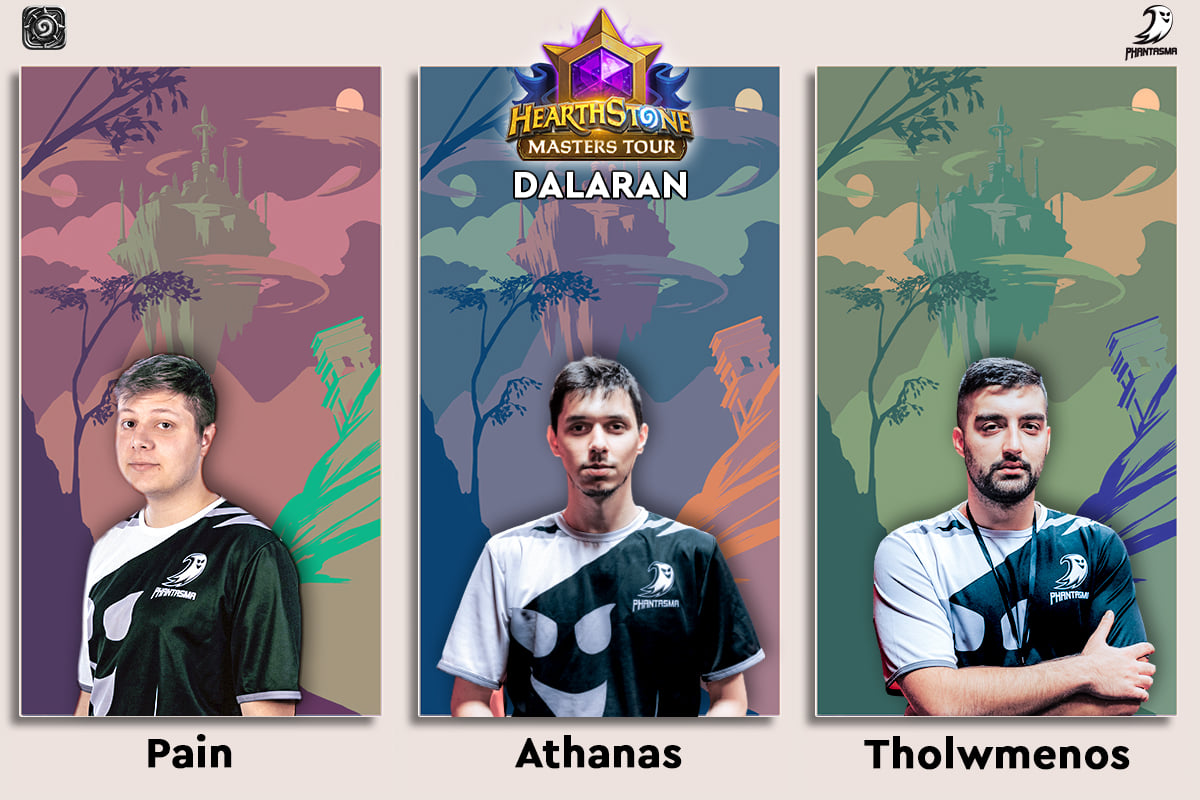 Hearthstone Masters Dalaran! | Έναρξη στις 18/06 με 3 συμμετοχές από την Team Phantasma!