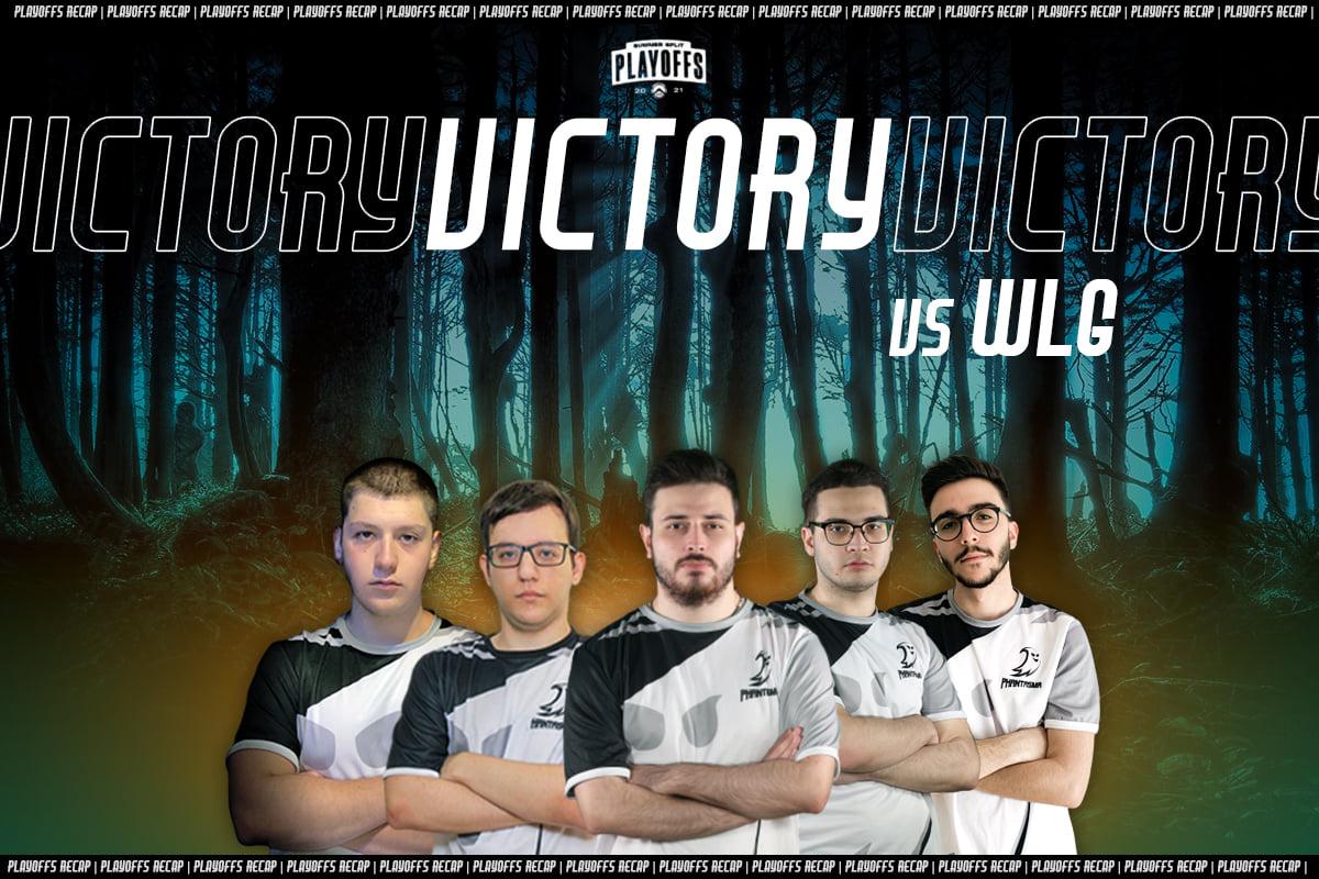 Greek Legends | Semi-Finals | TP vs WLG – Recap