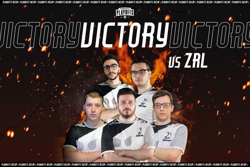 Greek Legends | TP vs ZRL – Recap