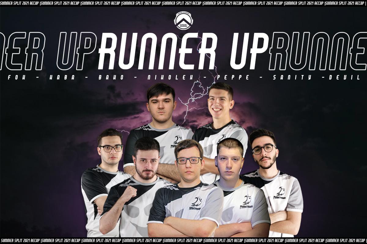 GLL Summer Split 2021 | Runner-Up!