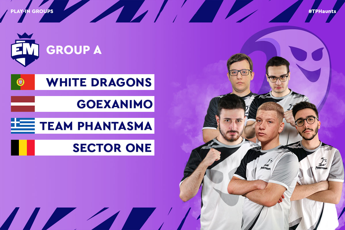 TP | European Masters Summer '21 | Play-Ins Group A